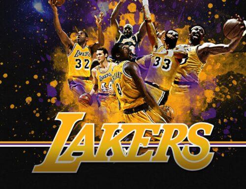 La prossima partita dei Lakers